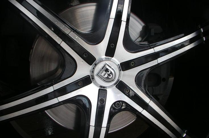 BMW X5 Rims & Mag Wheels