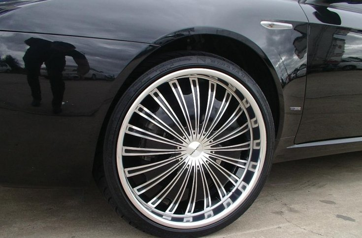 Alfa Romeo Rims & Mag Wheels