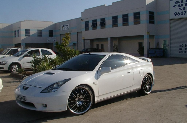 Toyota Celica Rims & Mag Wheels