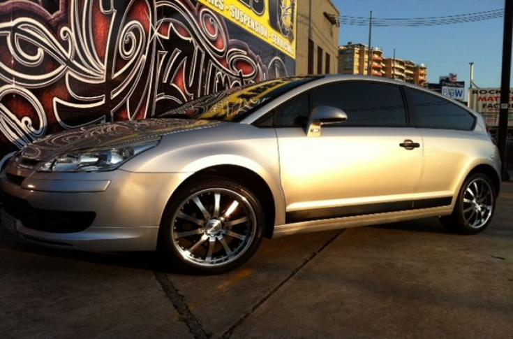 Citroen CS4 Rims & Mag Wheels