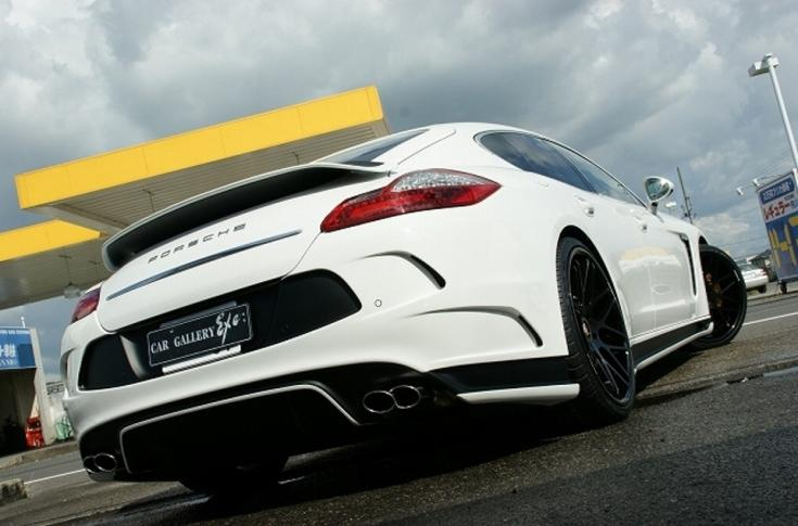Porsche Panamera Rims & Mag Wheels